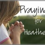 Praying For Heather