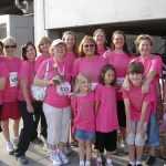 The Sisterchicks Race for the Cure