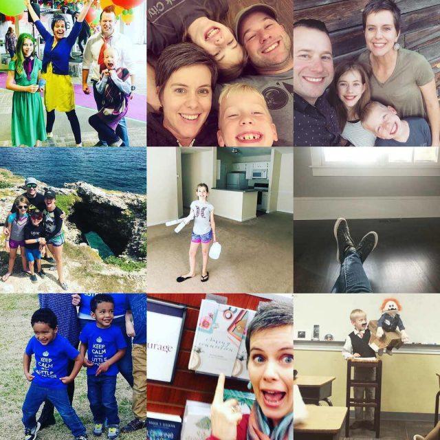 bestnine2017 is family thislandisohland annnnnd puppets!