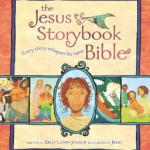 An Interview with Sally Lloyd Jones, Author of the Jesus Storybook Bible (*squeeee!*)