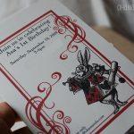 DIY: Scrapbook Paper Lined Invitation Envelopes