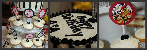 card ace cake cupcake
