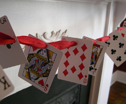 playing-card-garland