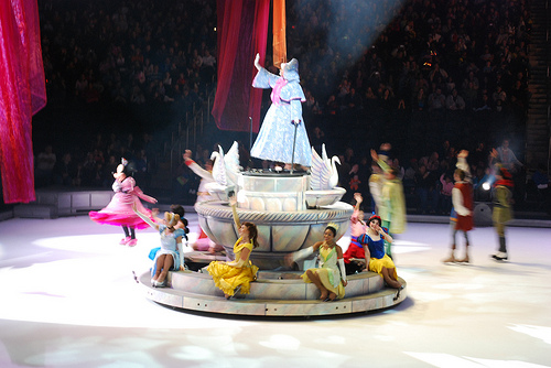 disney on ice atlanta princesses