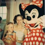 Retro Photo: Minnie Mouse Then & Now