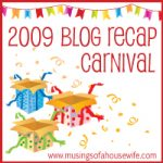 2009: A Blog In Review