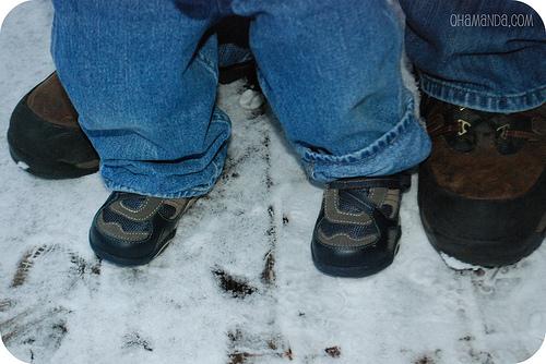 atlanta snow 2010