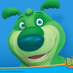 BOZ green bear