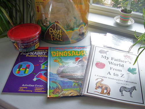 My Father's World Kindergarten Curriculum