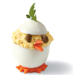chick deviled egg recipe