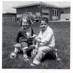Cuteness: A Retro Photo