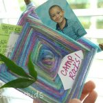 God's Eye: Summer Camp Crafts