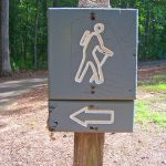 Take a hike in a city park!