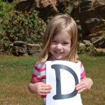 Alphabet Scriptures: The Letter D Crafts