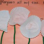 Letter F: Scripture & Craft
