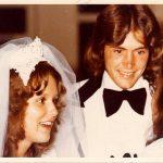 Love & Marriage. A Retro Photo.