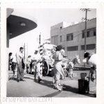 Mexican Mystery. A Retro Photo.