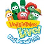 Veggie Tales Sing Yourself Silly WINNER