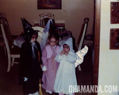 halloween. 1980's