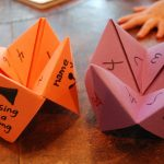 Cootie Catchers: Bible Stories & Actions