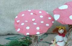 paper bag mushroom