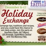 A Holiday Exchange: Giveaway!
