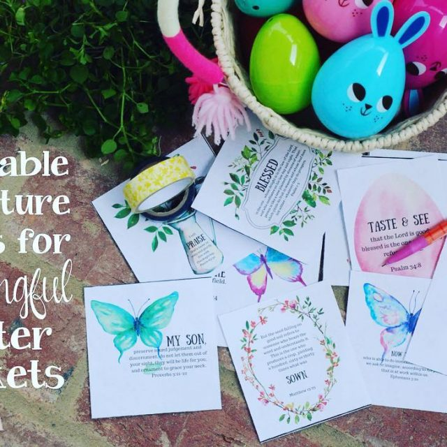 Easter baskets can be full of chocolate and whimsy ANDhellip
