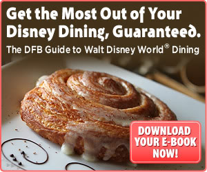 disney world food guide