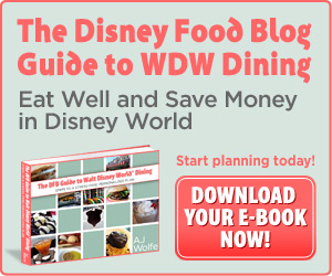 Disney World Dining Help