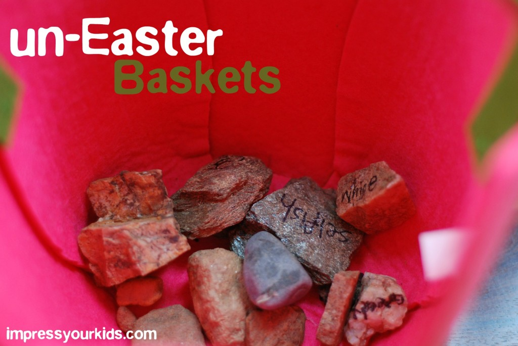 Easter basket alternative ideas resurrection day ideas negle Choice Image