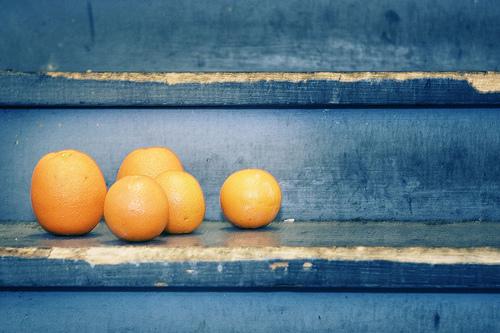 Orange is In...