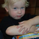 Crafting with Shoeboxes