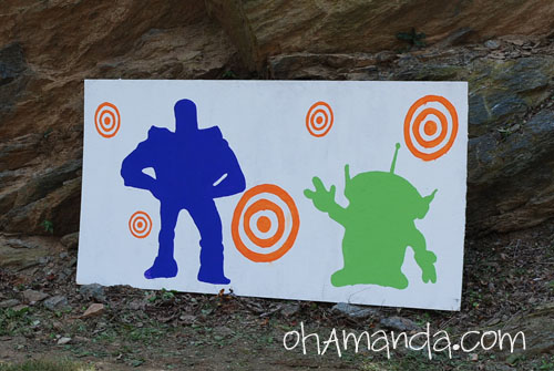Toy Story Party Games : Toy story birthday party games activities
