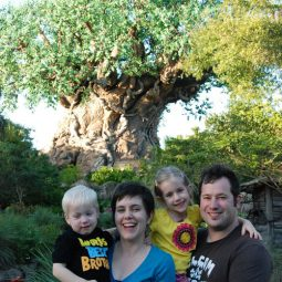 disney world family picture 7