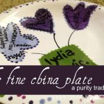 Magnificent Purity: The Fine China Plate