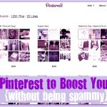 Pinterest: How *I* Write a Blog Post {Part 9}