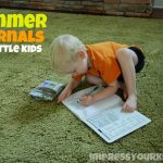 Summer Journals for Little Kids