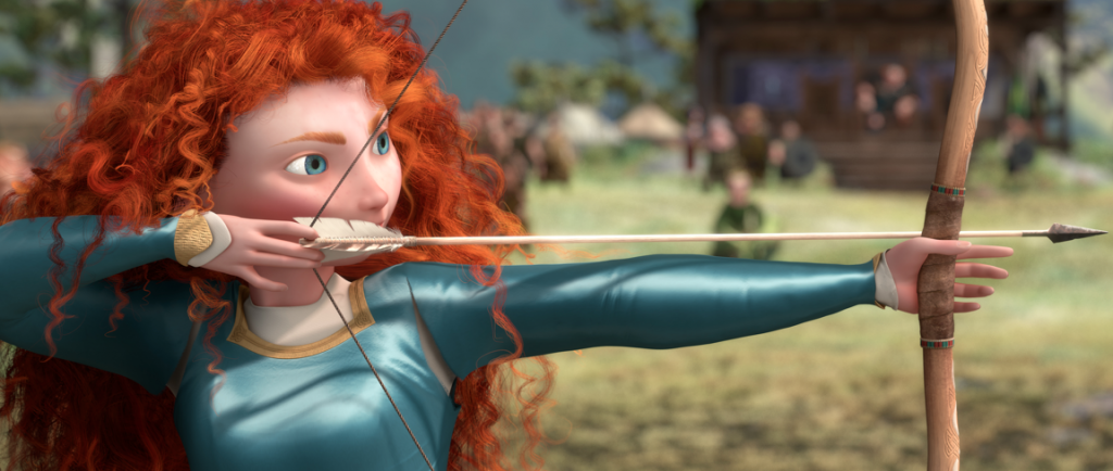 Merida Princess