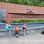 Our Summer: Atlanta Botanical Garden