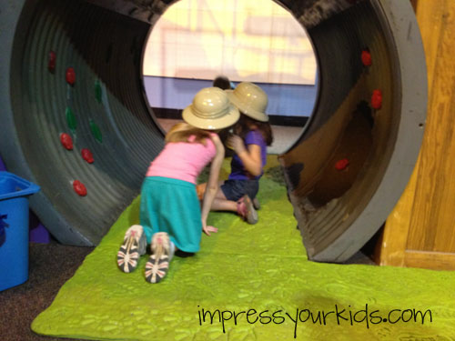 exploring for kids