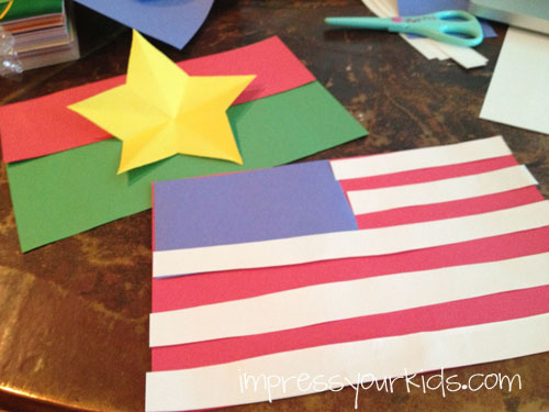 flag craft