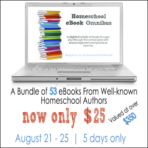 Homeschool eBook Omnibus Sale