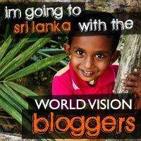 world vision blogging trip to sri lanka