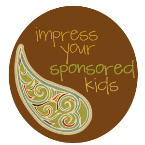 Impress Your SPONSORED Kids: gift ideas for your sponsored kids