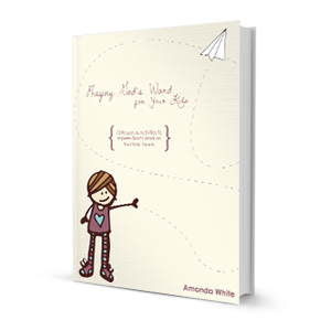 Praying God's Word for Your Kids by ohAmanda.com