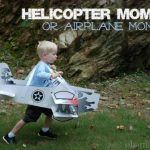 Helicopter Mom or Airplane Mom?