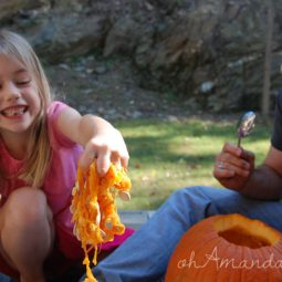 Pumpkin Patch Parable // fun Halloween family time!