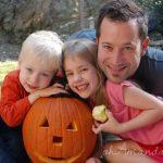 Halloween, Pumpkins & Family Time