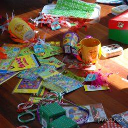 Operation Christmas Child Playdate