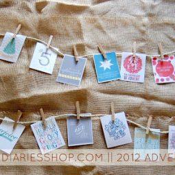 naptimediaries.com advent calendar